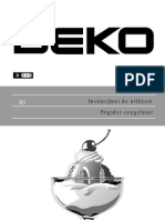 ghid Beko DEN477