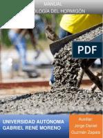 Manual de Laboratorio Semestre (Tecnología del hormigón)
