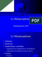 9metamorphisme