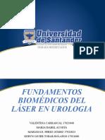 LASERS DE UROLOGIA NUEVAS TECNOLOGIAS.pptx