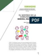 EL SENTIDO DE LA COMUNICACIÓN (2)
