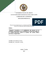 ARBOL DEL PROBLEMA - ESPACIOS DEPORTIVOS - 1804865747 TOASA YACHIMBA JULIO MIGUEL