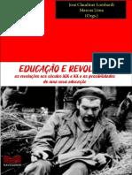 Educação e Revolução - As revoluções nos séculos XIX e XX e as possibilidades de uma nova educação