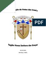 Renovação de votos - LETRASpdf