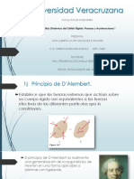 Análisis Dinámico del Solido Rígido -Fuerzas y Aceleraciones - Vibraciones