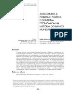 assaltando a pobreza João Pereira