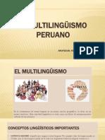 El multilinguismo peruano