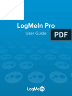 LogMeIn Pro UserGui