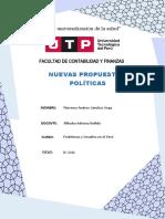 TAREA PROBLEMAS Y DESAFIOS EN EL PERU