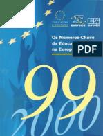 Os Números Chave da Europa 2000 Eurydice