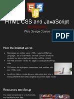 HTML-CSS-and-JavaScript