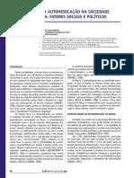 Artigo - Automedicacao no Brasil