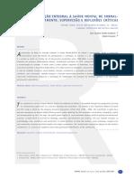 3 (B) RAISM Planejamento Supervisão e Reflexões Cr´ticas