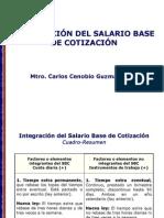 INTEGRACION SAL. IMSS