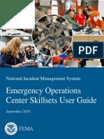 EOC Skillset Guide 20180918 FINAL