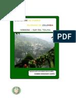 CRÓNICA DE UN PUEBLO OLVIDADO DE COLOMBIA HERRERA - SUR DEL TOLIMA