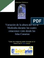 Astronomia estaciones.pps