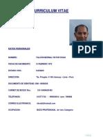 C.V. BUZO FALCON