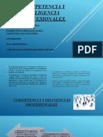 exposicion 8 Competencia y diligencia profesionales