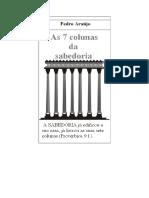 As 7 colunas da sabedoria
