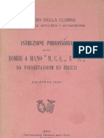 Bombe a mano MCS e S (1928)