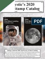Mystics 2020 US Stamp Catalog