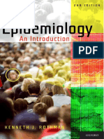 Epidemiology An Introduction
