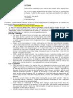 Constitution of Trust notes 2