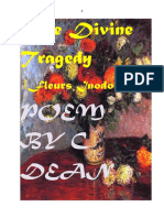 The Divine Tragedy-erotic poetry