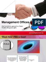 Approach to a Project Portfolio Management office from a P30 perspective