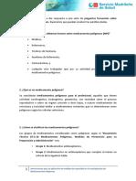 preguntas_frecuentes.pdf medicamentos peligrosos