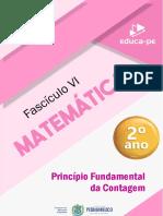 Fascículo_6_ 2º_Ano_Matemática_-Princípio Fundamental da Contagem-