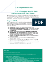 Keys to Assignment Success Principles of Information Security CSI2012