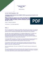4. SEAFDEC v. NLRC, 241 SCRA 580