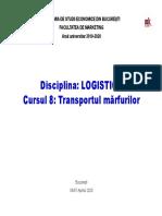C8 -Transportul marfurilor - 06-07.04.2020
