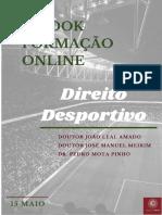 E-Book Direito Desportivo