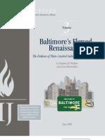 Baltimore's Flawed Renaissance