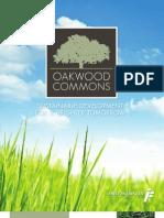 Oakwood Commons Overview