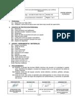 SGI-MB-PO-MIN-T3810-05 MANTENIMIENTO GENERAL DE CARROS MINEROS