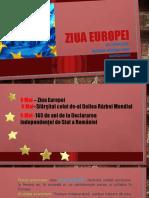 ZIUA EUROPEI Amina