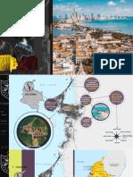 Análisis urbano de La Ciudad de Cartagena