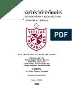 Análisis urbano de La Ciudad de Cartagena APA
