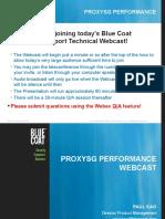 ProxySG Performance Webcast - BTO.pptx