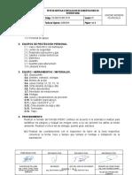 SGI-MB-PO-MIN-TE-01 MONTAJE E INSTALACIÓN DE SUBESTACIONES EN INTERIOR MINA
