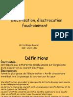 ELECTRISATION_IFSI_2008