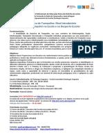 Ginastica Tranpolins Folheto