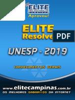 Elite resolução