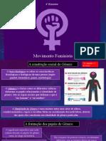 Aula - Movimento Feminista sem videos