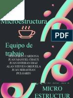 la  microestructura.pptx