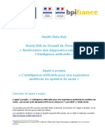 AAP HDH GD - Cahier des charges V2